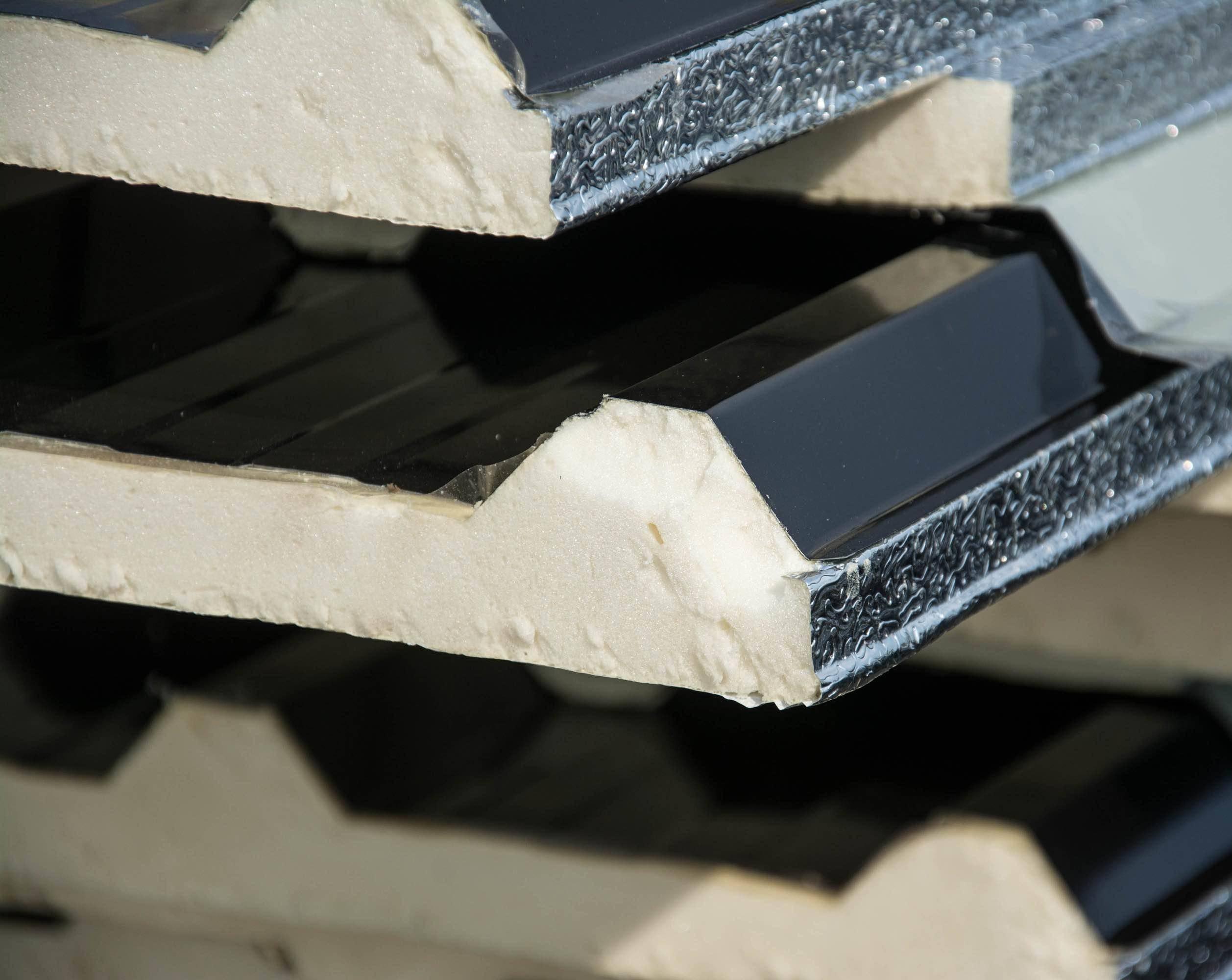 保溫板冷庫板生產線發泡機航發maron