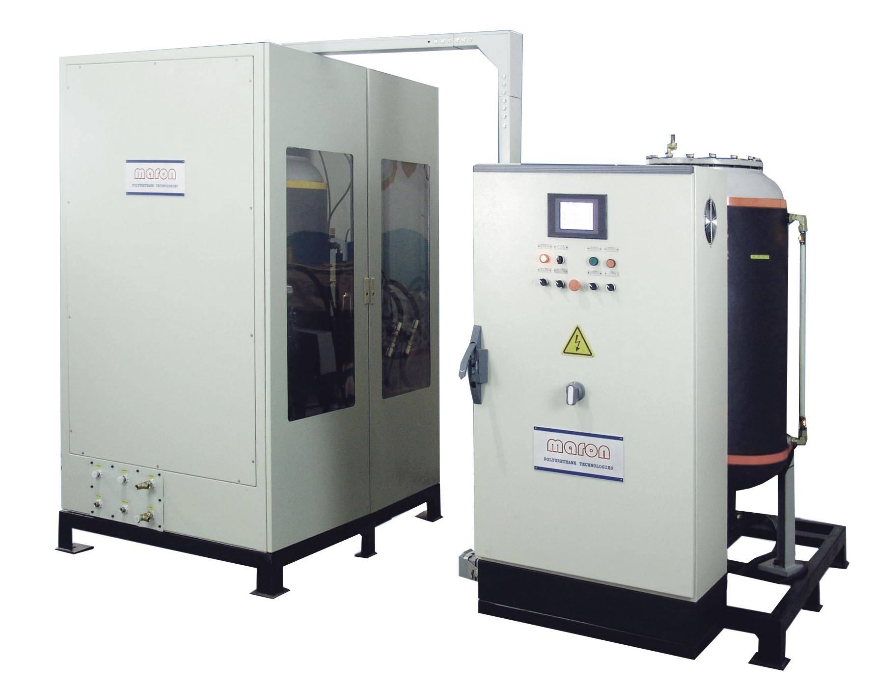 環戊烷發泡機 聚氨酯發泡機 成都航發 maron 高壓發泡機 環戊烷高壓發泡機